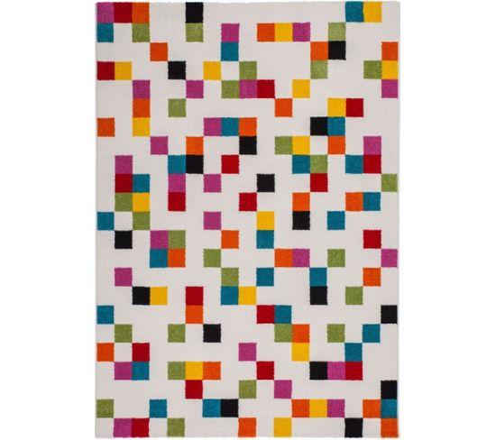 Tapis Tissé Guayama 243 Multicolore 120 X 170 Cm