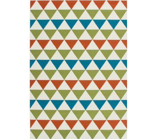 Tapis Tissé Now 800 Multicolore 80 X 150 Cm