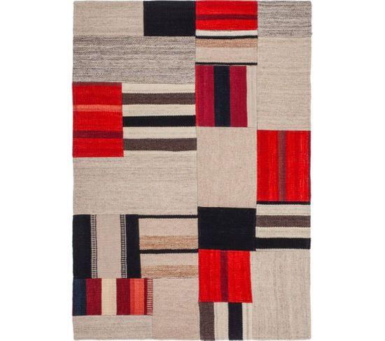 Tapis Radical 240 Multicolore 80 X 150 Cm