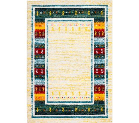 Tapis Tissé Castara 254 Multicolore 200 X 290 Cm