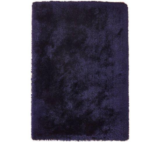 Tapis Tufté À La Main Cozy 410 Bleu 120 X 170 Cm
