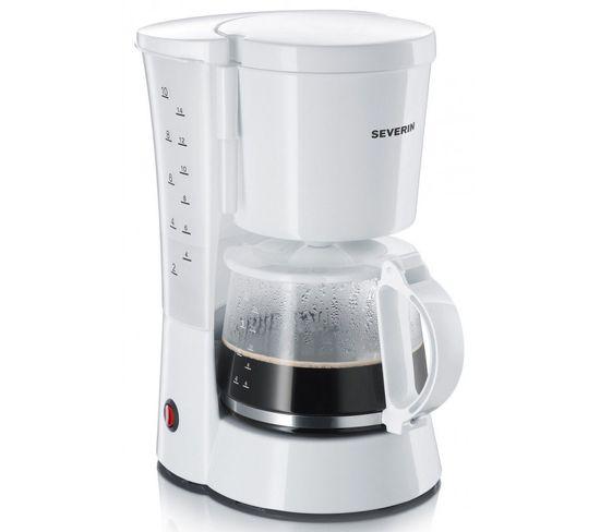 Cafetière Filtre 10/15 Tasses Blanche KA4478