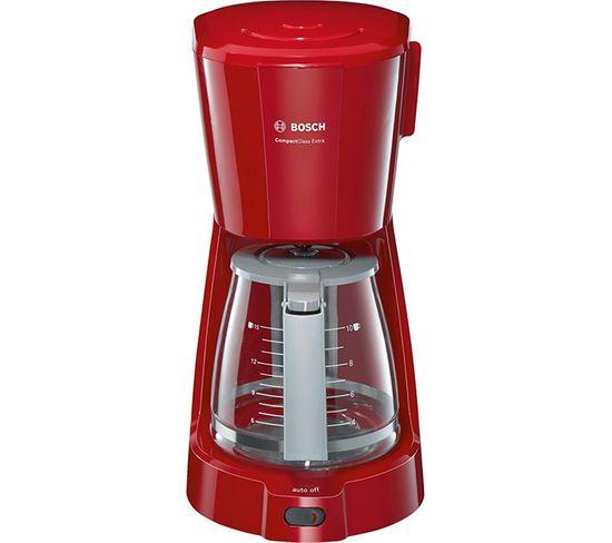 Cafetière Filtre 1100 W Gris/rouge Tka3a034
