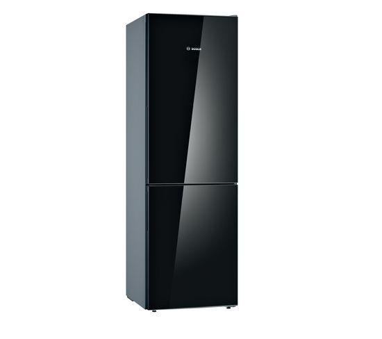 Réfrigérateur Combiné 60 cm 308l Lowfrost Noir - Kgv36vbeas