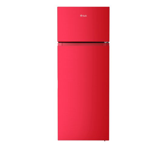 Réfrigérateur 2 portes AYA AFD2103R 208L Rouge