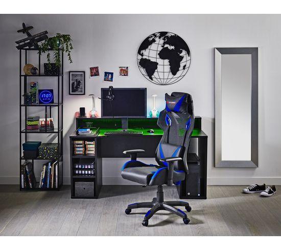 Bureau gamer avec led BXGAMING PLAYER