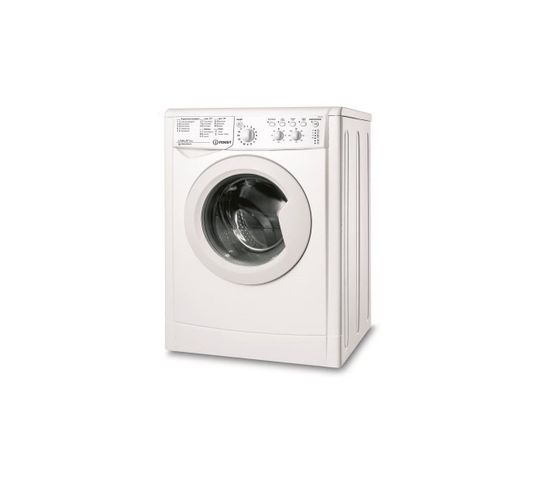 Lave-linge hublot INDESIT IWC61052C FR Eco Time