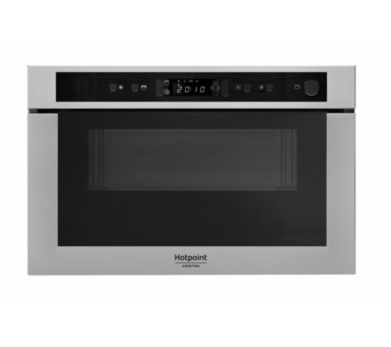 Four micro-ondes encastrable HOTPOINT MN413IXHA Inox