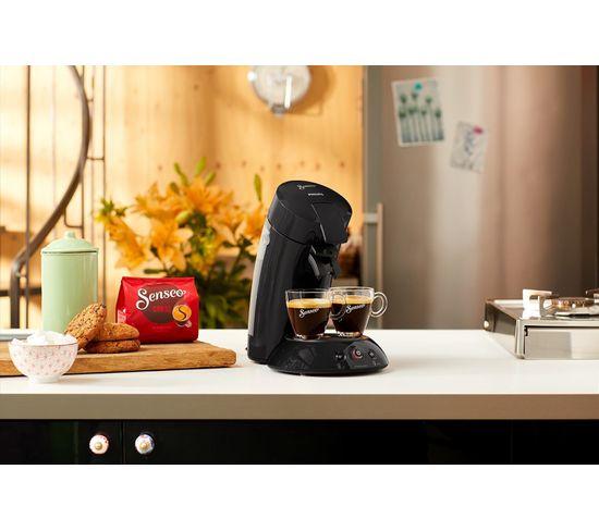 Cafetière à dosette Senseo PHILIPS HD6554/61 Original Noir