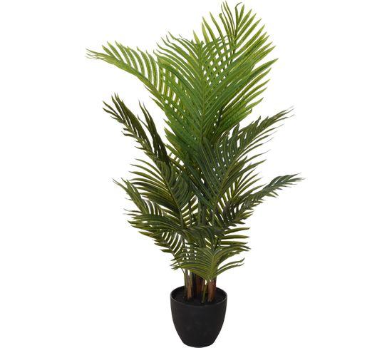 Palmier artificiel H.94 cm  Vert