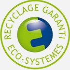 Recyclage garanti Eco-système